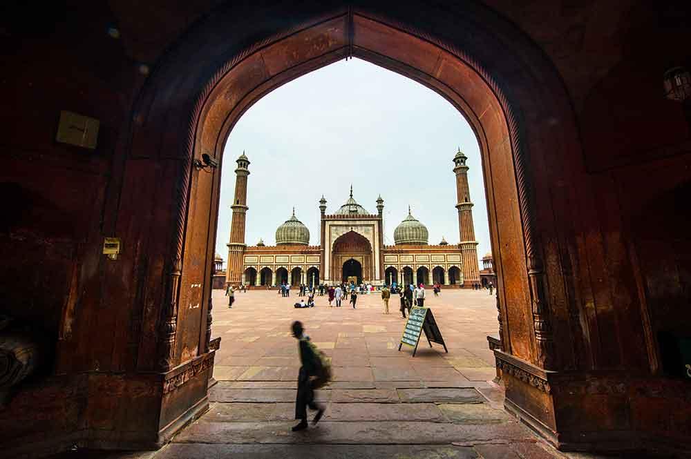 Mosquée Jama Masjid