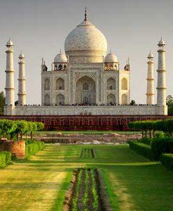 Voyage à Agra