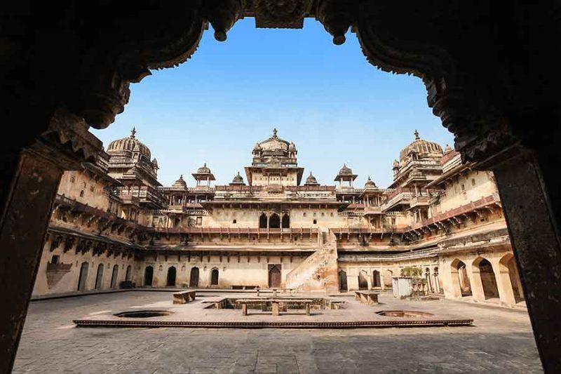 Ujjain Circuits D 233 Couverte Et Visite D Un Ancien