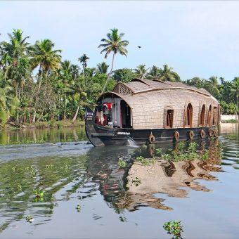 Hôtels au sud de l'Inde