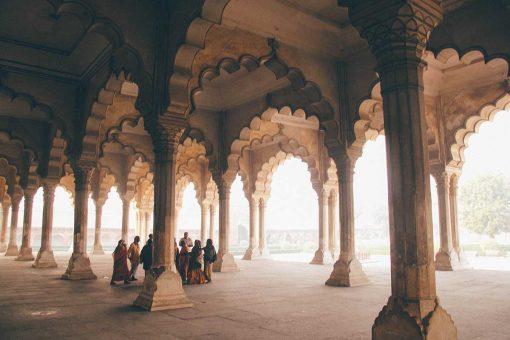 Agra-TajMahal-Inde