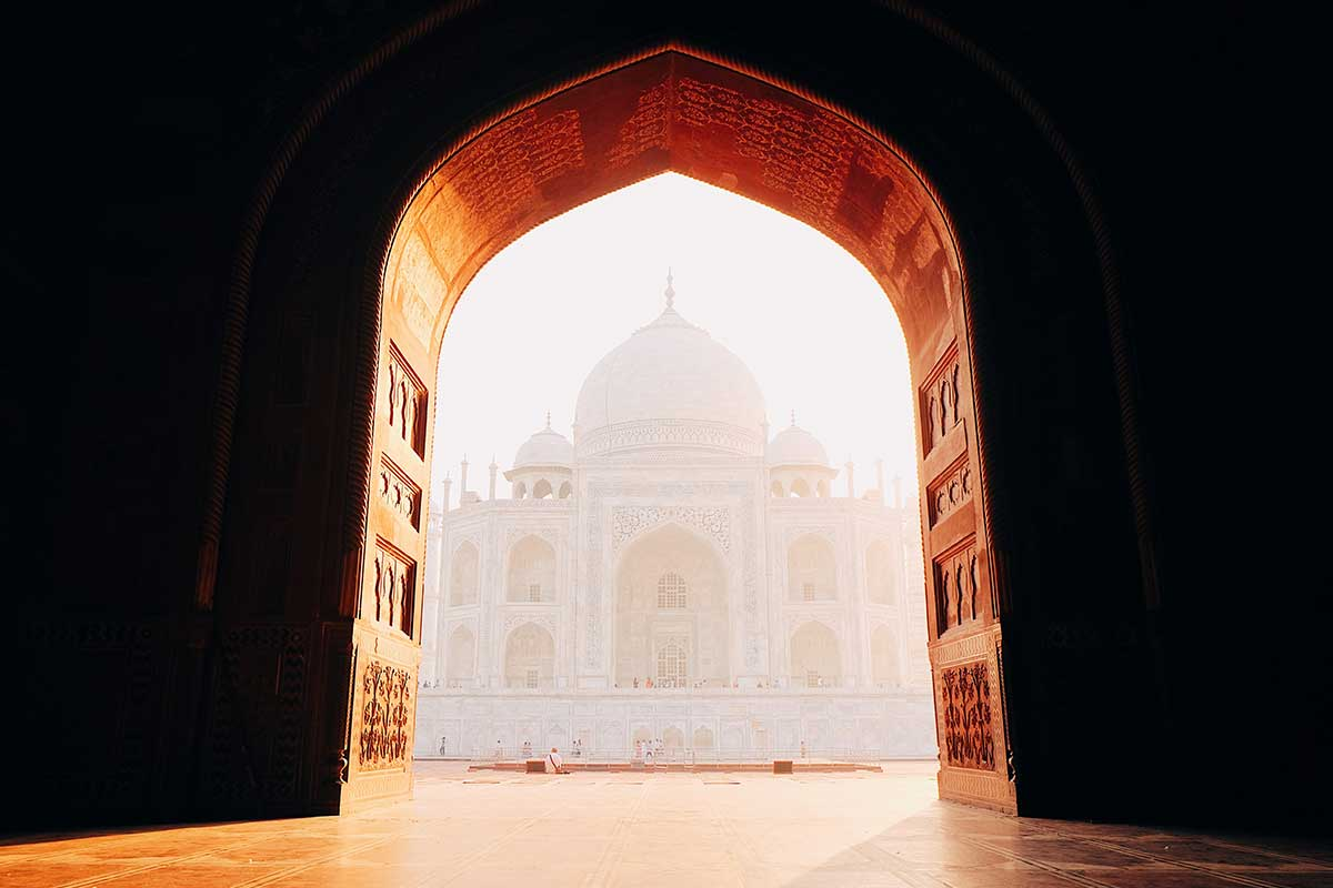 Visiter Taj Mahal Inde - India Roads